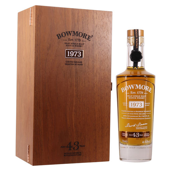 Bowmore - 1973 43 Year Old