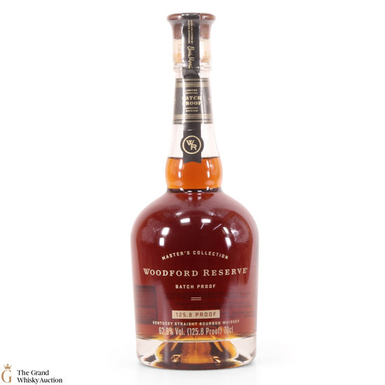 Woodford Reserve - Master's Collection - Batch Proof (2018 Edition)