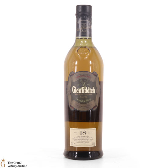 Glenfiddich - 18 Year Old - Ancient Reserve