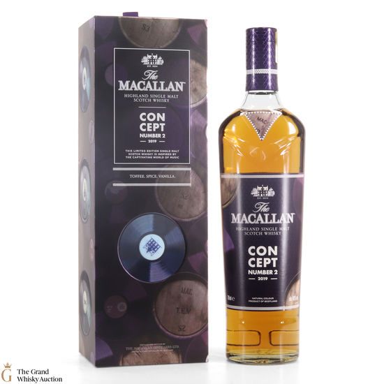 Macallan - Concept No.2 - 2019