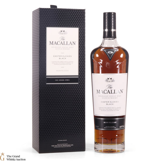 Macallan - Easter Elchies Black - 2019