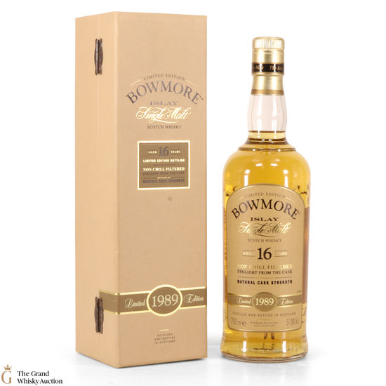 Bowmore - 1989 16 Year Old Limited Edition