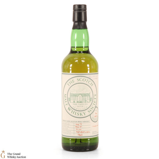 SMWS - 45.19 - Dallas Dhu - 31 Year Old