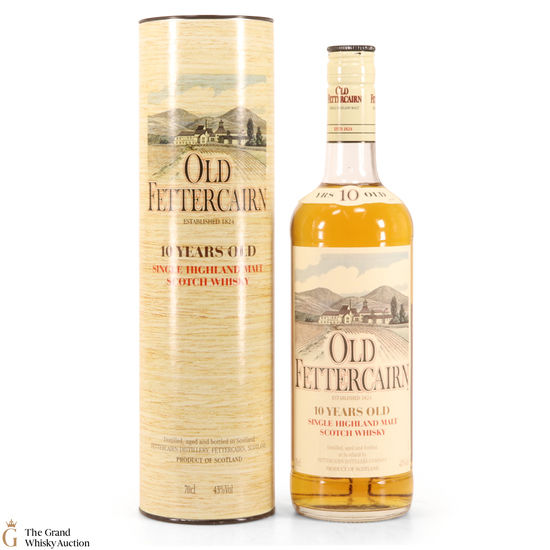 Old Fettercairn - 10 Year Old