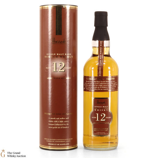 Harrods - 12 Year Old - Blend