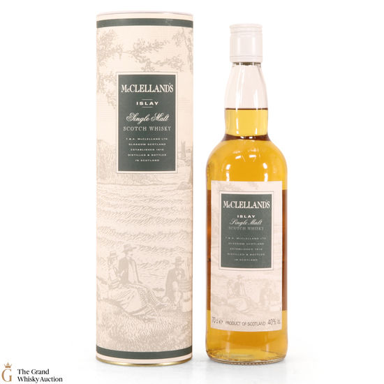 McClelland's - Islay Single Malt