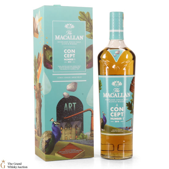 Macallan - Concept No.1 - 2018
