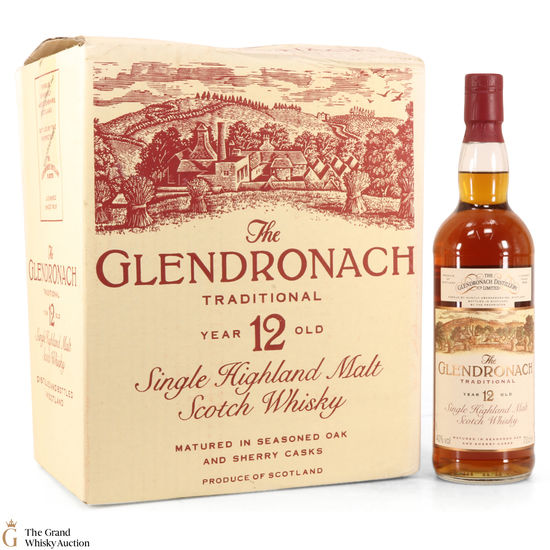GlenDronach - 12 Year Old - Traditional x6