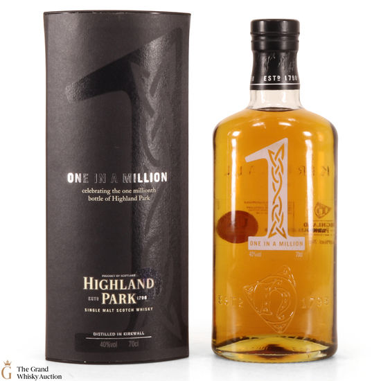 Highland Park - 12 Year Old One in a Million
