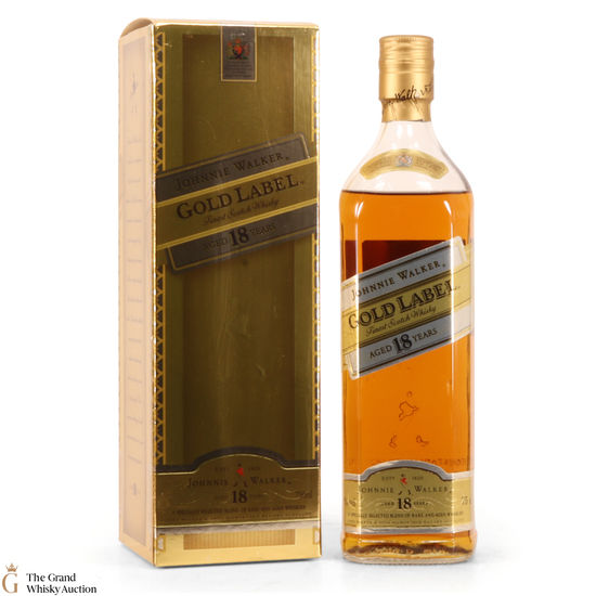 Johnnie Walker - 18 Year Old Gold Label Reserve