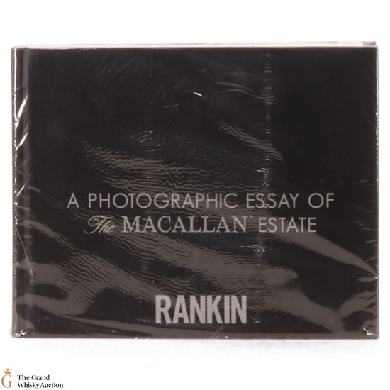 Macallan - Masters of Photography - Rankin - Book