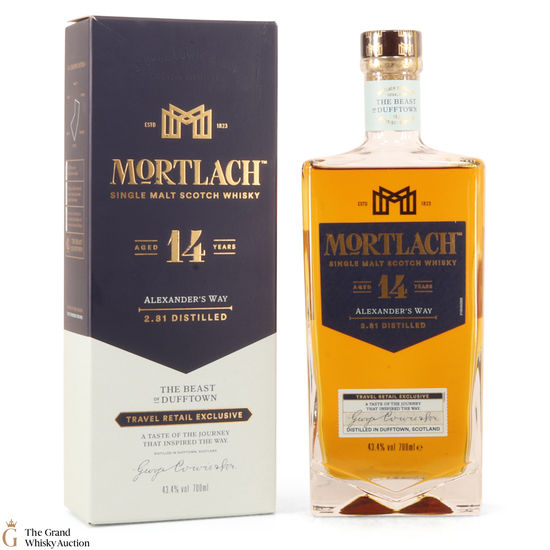 Mortlach -14 Year Old - Alexander's Way