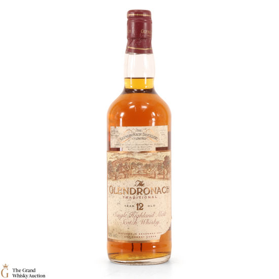 GlenDronach - 12 Year Old - Traditional