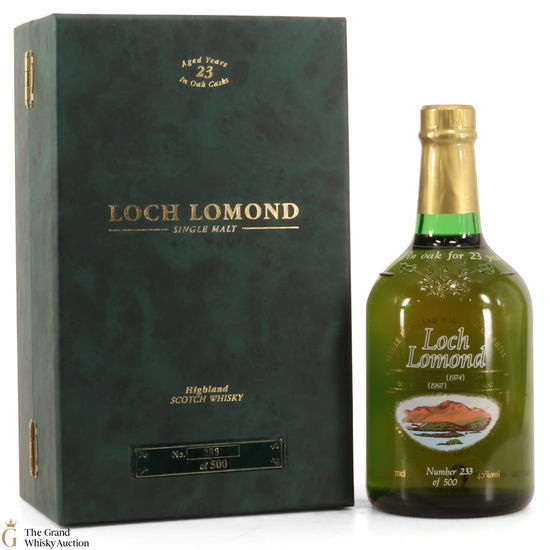 Loch Lomond - 1974 23 year old