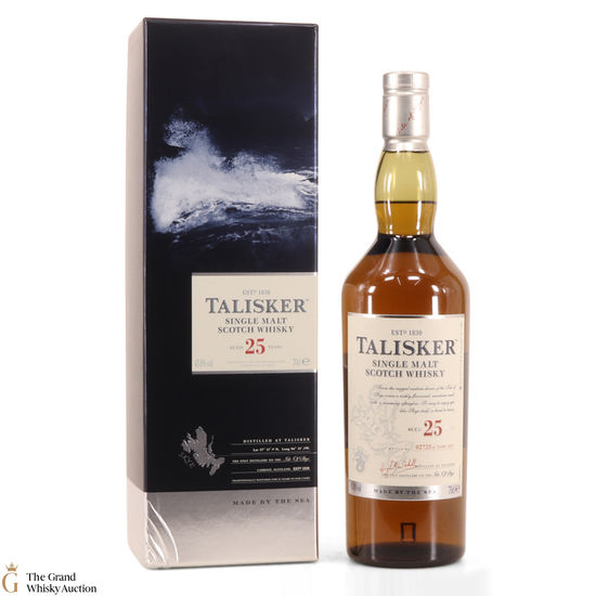 Talisker - 25 Year Old (2017 Release)