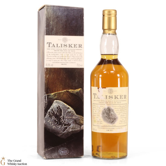 Talisker - 10 Year Old - 1990s