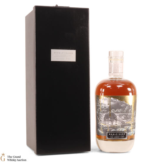 Bowmore - 1991 Woolf Sung 26 Year Old / The Lowest Tide