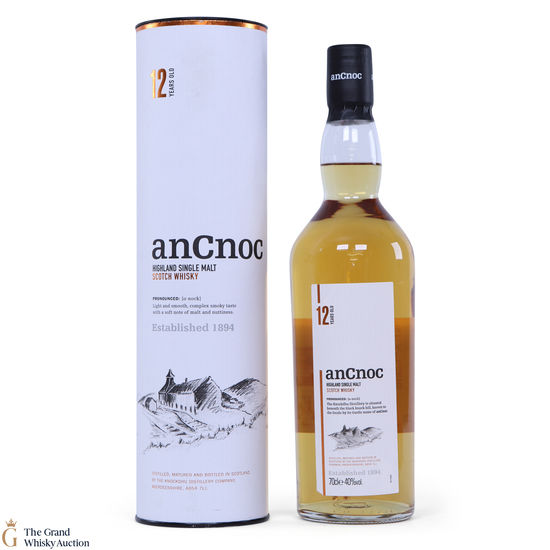 AnCnoc - 12 Year Old