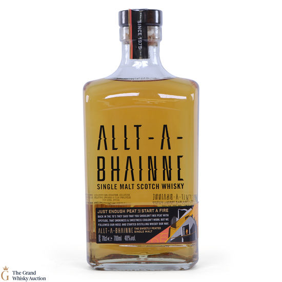 Allt-A-Bhainne - Single Malt