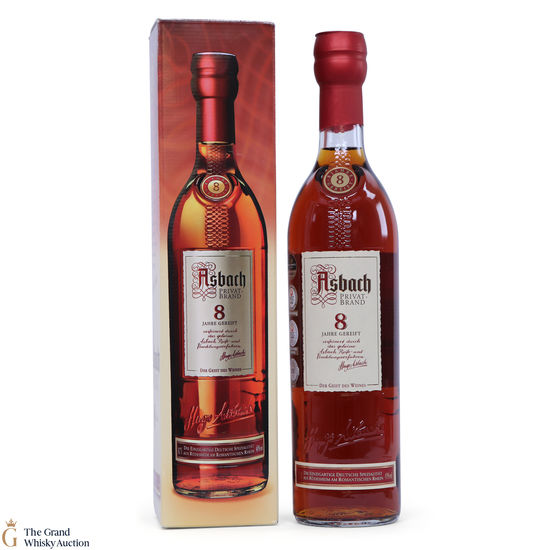 Asbach Uralt - 8 Year Old Brandy