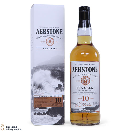 Aerstone - 10 Year Old Sea Cask