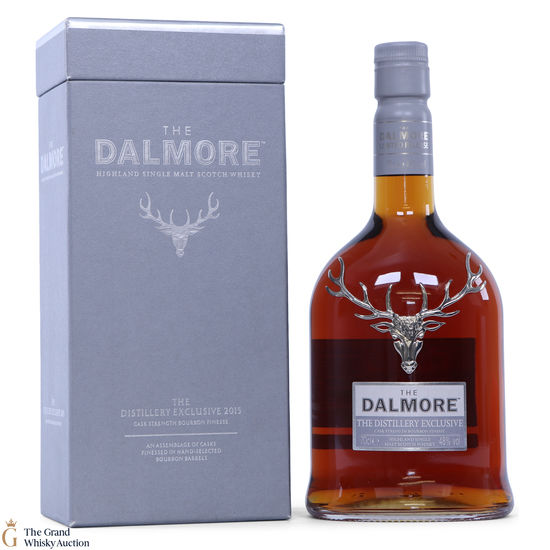 Dalmore - Distillery Exclusive 2015 Bourbon Barrels