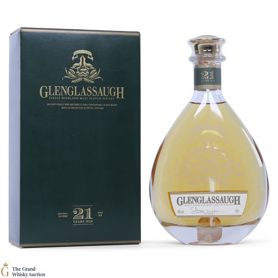 Glenglassaugh - 21 Year Old