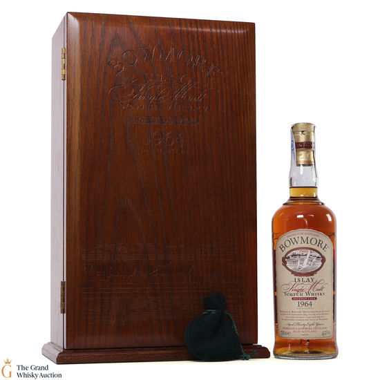 Bowmore - 38 Year Old 1964 Bourbon Cask