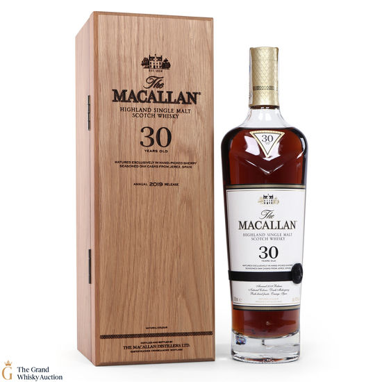 Macallan - 30 Year Old - 2019