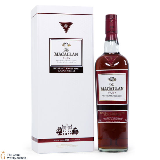 Macallan - Ruby - 1824 Series