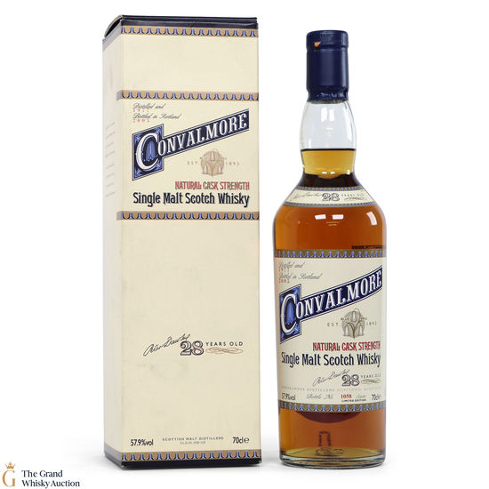 Convalmore - 28 Year Old Cask Strength 1977