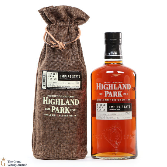Highland Park - 13 Year Old - Single Cask #6046 - Empire State 75cl