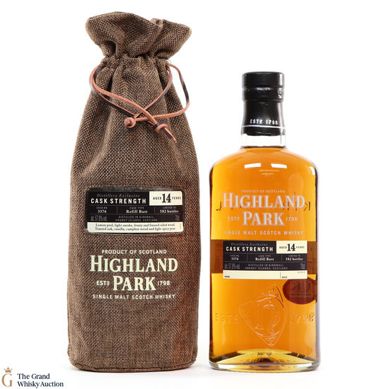 Highland Park - 14 Year Old Single Cask #3376 Distillery Exclusive
