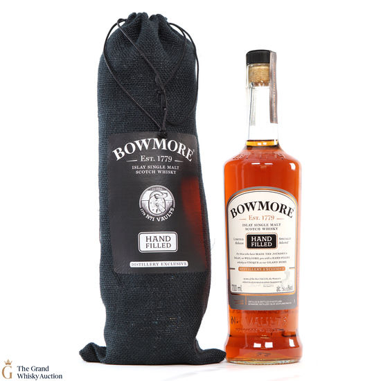 Bowmore - 20 Year Old - 2019 Hand Fill - PX Cask #26