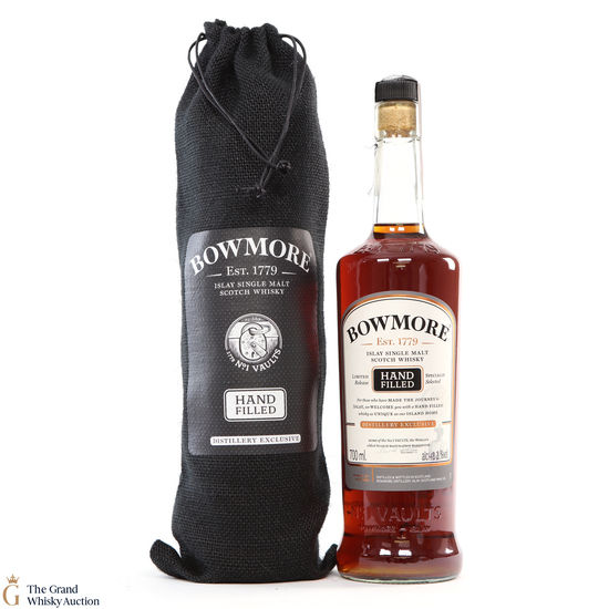 Bowmore - 24 Year Old 1995 - 2019 Hand Fill - Sherry Cask #1558