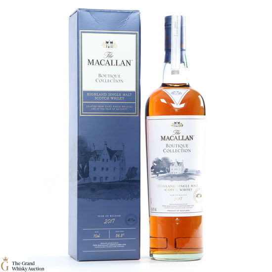 Macallan - Boutique Collection 2017