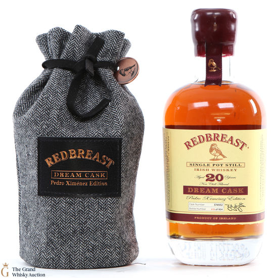 Redbreast - 20 Year Old - Dream Cask 50cl