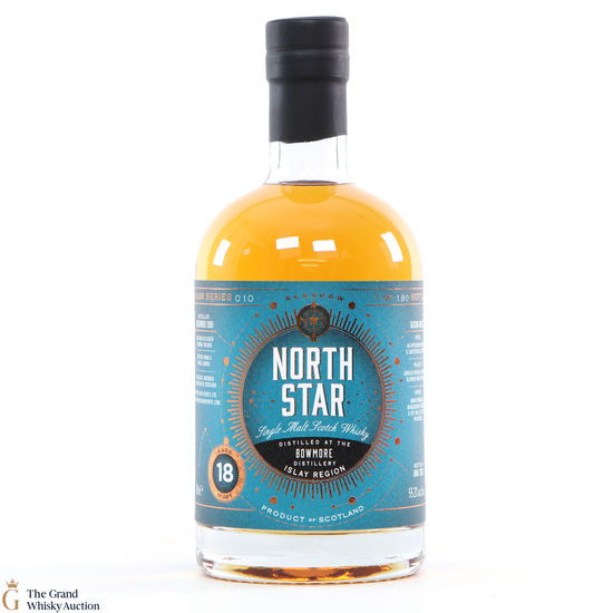 Bowmore - 18 Year Old 2001 - North Star