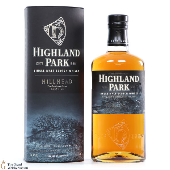 Highland Park - Hillhead (Keystone Series, Part 5)