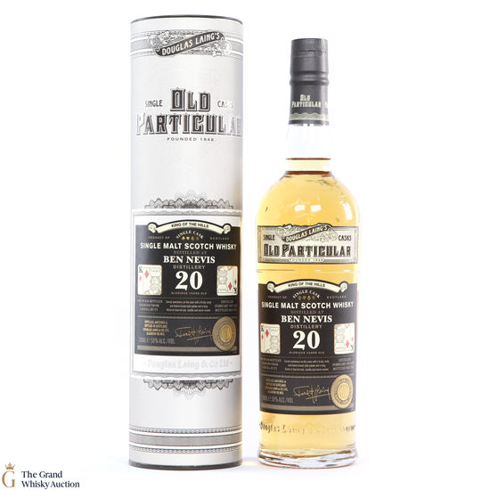 Ben Nevis - 20 Year Old 1997 - Old Particular - King of the Hills