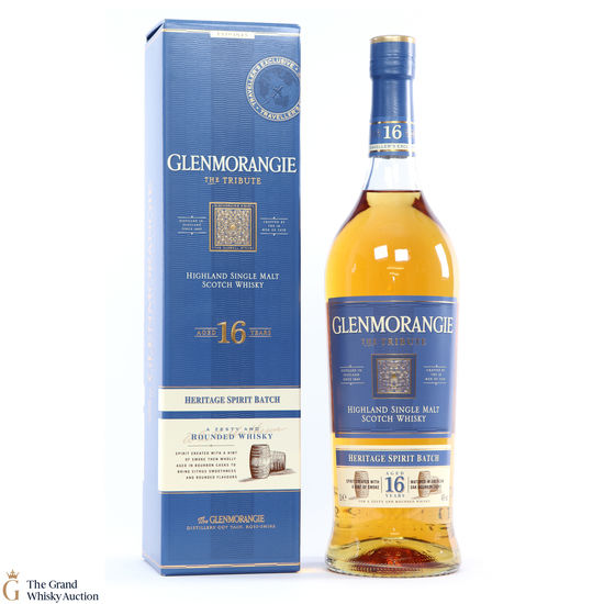 Glenmorangie - 16 Year Old - The Tribute (1L)