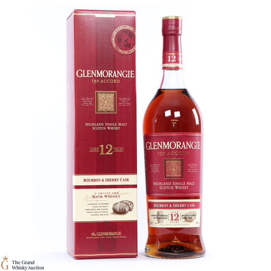 Glenmorangie - 12 Year Old - The Accord  (1L)