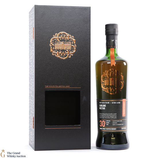 Macallan - 30 Year Old SMWS 24.140 Sublime Nectar