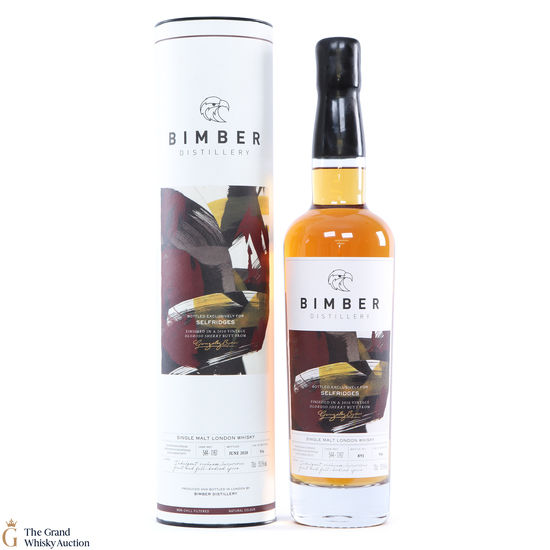 Bimber - Oloroso Sherry Butt #544-7/67 - Selfridges Exclusive