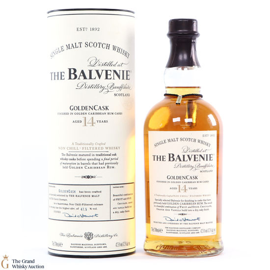 Balvenie - 14 Year Old Golden Cask