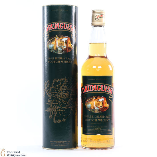 Drumguish - Single Highland Malt
