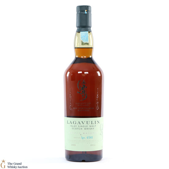 Lagavulin - 1998 - Distillers Edition