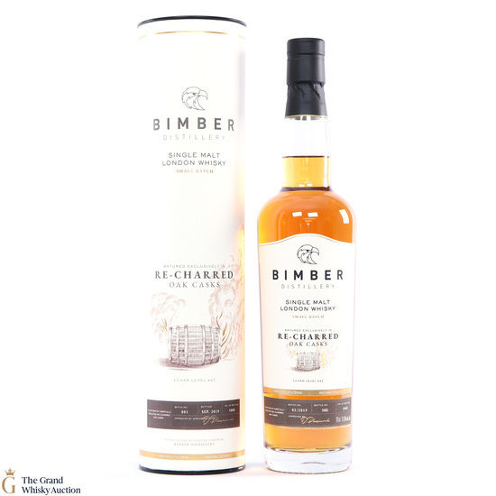Bimber - Re-Charred Oak Cask - Small Batch #1