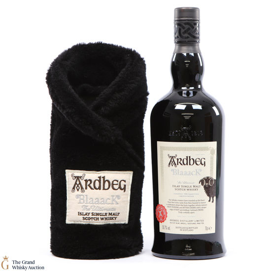 Ardbeg - Blaaack 20th Anniversary Committee Release 2020 & Limited Edition Jacket