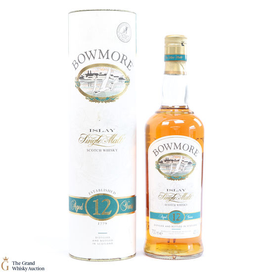 Bowmore - 12 Year Old